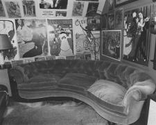 #40 game room, Washington D.C., 1977