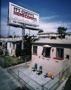 349 Rose Avenue, Venice, 1980