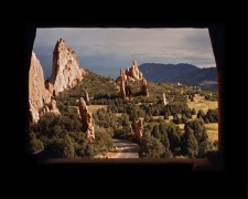 Garden of the Gods Loop Drive, Colorado Springs, CO, 1980