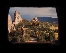 Garden of the Gods Loop Drive, Colorado Springs, CO, 1980