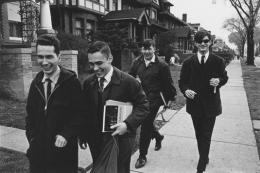 After school, Detroit, 1968