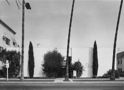 Apartments near Wilshire Blvd., Los Angeles, 1976