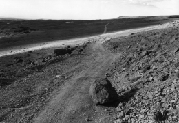 Steens Mountain (East Rim Road), Oregon, 1984