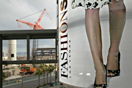 Legs And Cranes, Las Vegas, Nevada, 2004