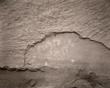 Hands, Canyon de Chelly, Arizona, 1982