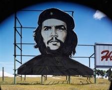 Post-revolutionary Hombre Nuevo (New Man), Las Tunas, 2004, chromogenic print