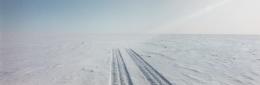 Spryte Tracks, South Pole Plateau, Antarctica