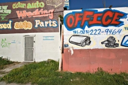 Used Auto Parts, Los Angeles, California, 2009
