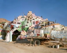 Salvation Mountain, Colorado Desert, CA