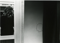 Hollywood (self-portrait), 1971