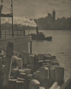 THe City Across the River, 1910 (1911)