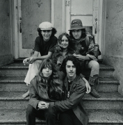 Group on Steps, Haight Ashbury 1968