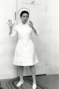 Eleanor Antin as the Nurse