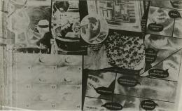 Untitled, 1973, from the series Trivia 2, Verifax matrix print
