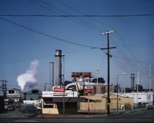 Pacific Coast Highway at Alameda Street, Wilmington, 1979