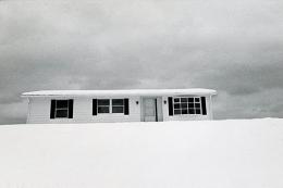 Terry Wild, New Home in December, 1971, vintage gelatin silver print