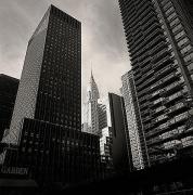 Chrysler Building, Study 1, New York, New York, 2000