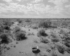 Basin and Range, carbon pigment print
