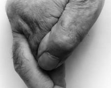 Thumb and Fingers, I, 1999