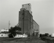 Victoria Grain Elevator, 1976