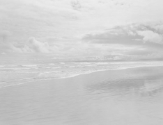 Surf, Tasman Sea, 2005, gelatin silver print