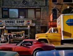 Varick Street, New York, 1984