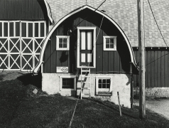 West of Richland Center, WI, from the series, Sites of Southern Wisconsin, 1981