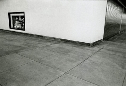 Untitled, 1970, vintage gelatin silver print, 5 1/4 x 7 3/4 inches