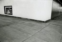 Untitled, 1970, vintage gelatin silver print, 5 1/4 x 7 3/4 inches