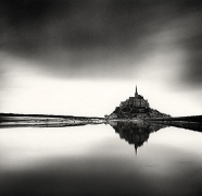Midday Prayer, Mont St. Michel, France, 2004,