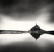 Midday Prayer, Mont St. Michel, France, 2004,
