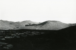 Lemmon Valley, Looking Northeast (from Nevada)