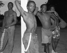 Monroe, Louisiana - Basketball Players, 1985