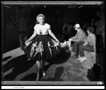 Tiny, Yuma, Arizona, 1988, vintage gelatin silver print