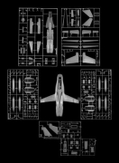F-18 Hornet, 2005, carbon pigment print, 46 1/4 x 35 1/4 inches