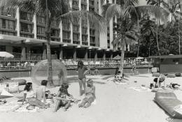 Duncan McCosker Waikiki Beach, Hawaii