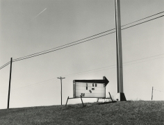 Mount Horeb, WI, from the series, Sites of Southern Wisconsin, 1981