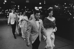 High school prom, 1968