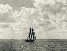 William Happich, untitled, sailing