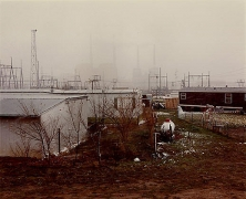 David T. Hanson, Burtco RV Court and Power Plant, Colstrip, MT, 1984