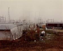 David T. Hanson, Burtco RV Court and Power Plant, Colstrip, MT, 1984