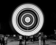 Roger Vail Spinning Carnival Ride, 1971
