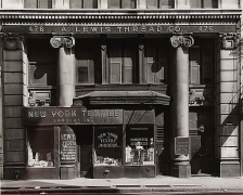 476 Broadway, NYC, 1976vintage ferrotyped gelatin silver print, 16 x 20 inches, 5/25