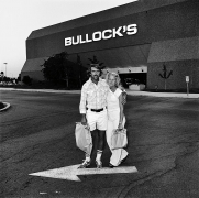 Couple at Bullock's, 1976