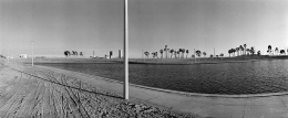 Lagoon, Oil Island, Queen Mary, Long Beach, 1980