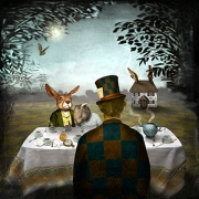 It's Always Tea-Time, from the series Almost Alice, 2006