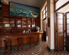 La Terraza, Hemingway's Favorite Bar, Cojímar, Cuba, 2004, chromogenic print