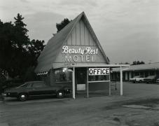 Beauty Rest Motel, Route 1, Edison, NJ