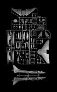 AV-8 Harrier, 2005, carbon pigment print, 36 x 24 3/4 inches