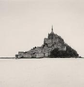 Low Tide, Mont St. Michel, France, 2004,